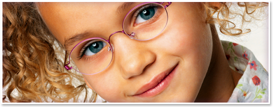 Childrens eyewear at Vision Centre of Delaware